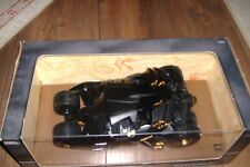Hot Wheels Elite 1/18 Batman Batmobile Tumbler Diecast 2004 release NIB