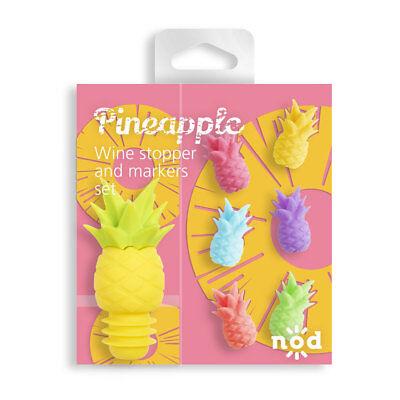 Steeper Nod Pineapple Silicone Tea Infuser