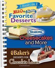 3 in 1 Jell-O & Favorite Desserts