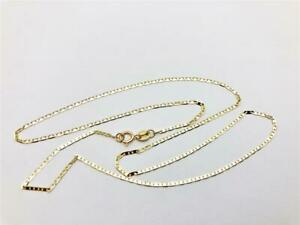 1-2mm-Mariner-Gucci-Anchor-Link-Chain-Necklace-Solid-10K-Yellow-Gold-16-24-034