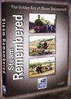 Steam Remembered 5030462052168 DVD Region 2