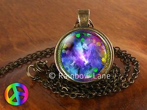 My Little Pony Friendship is Magic Nightmare Moon Luna Necklace Pendant Jewelry