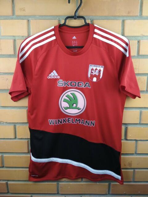 MTV Soltau fußball Jersey 2015 SMALL Shirt AJ5844 Soccer Football Adidas Trikot