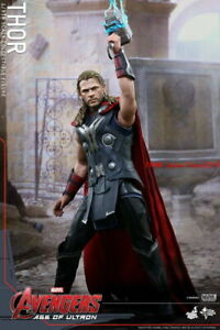 Hot-Toys-MMS-306-Avengers-Age-of-Ultron-AOU-Thor-Chris-Hemsworth-Figure-NEW