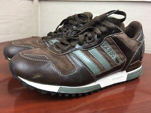 45cfe9df6 Men s Adidas Originals ZX 700 Brown  Gray US Size 8.5 Good Condition ...