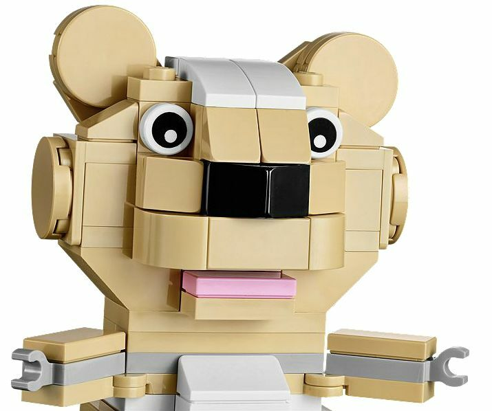 LEGO® 40085 BEAR HEART NEU OVP NEW NEW NEW MISB NRFB 40120  40236 40270 d46b96