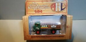 HARTOY-LO4072-JACKSON-BREWING-CO-DELIVERY-TRUCK-1-64-SCALE-DIECAST-METAL-MODEL