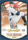 2013 Panini Tyler Anderson #6 Baseball Card