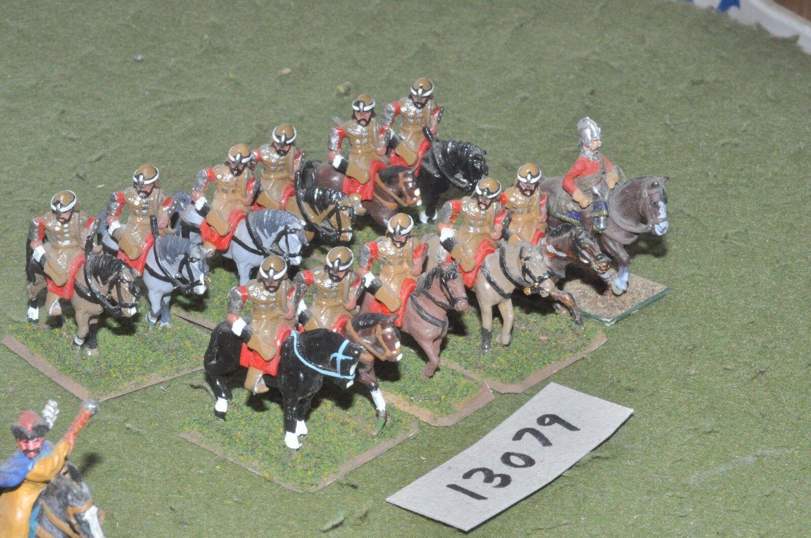 25mm renaissance   polnisch - kavallerie 12 kavallerie - cav (13079)