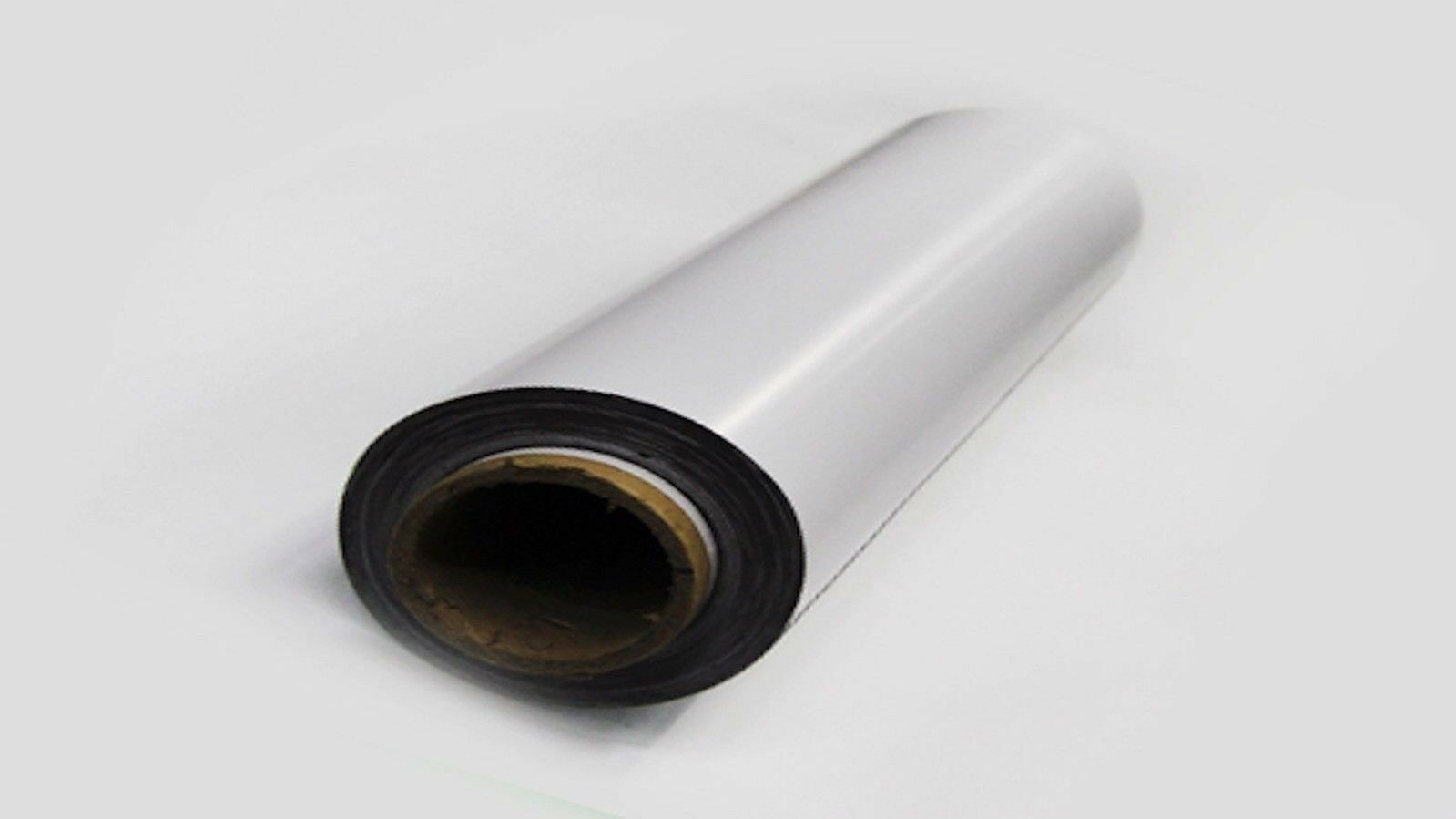 Magnetfolie 5 0 Meter matt Weiß beschichtet 0 5 85 mm x 40 cm x 500 cm Meterware be7b70