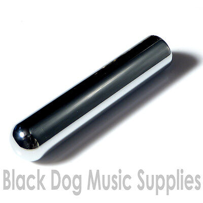 Chrome guitar lap steel slide bar 17mm x 83mm,