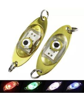 X40-PZ-LED-CALAMARI-LED-SUBACQUEA-LED-LAMPEGGIANTE-LED-VARI-COLORI-LED-NEW