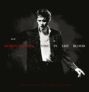 Shakin-039-Stevens-Fire-in-the-Blood-19-cd-boxset-266-tracks