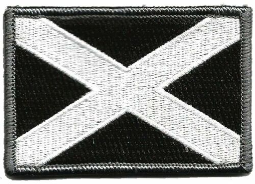 """BuckUp Tactical Morale Patch Hook Alabama Montgomery State Patches 3x2/"""""""