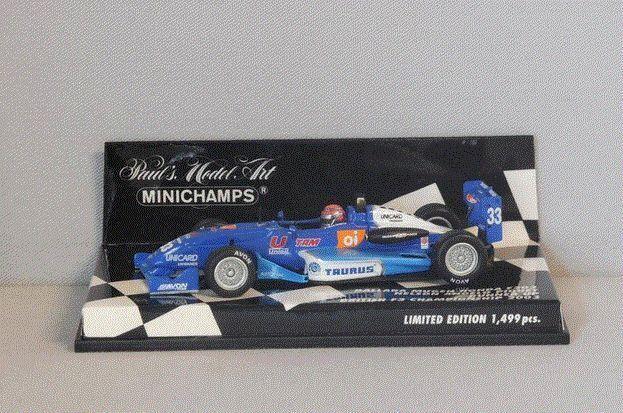 Dallara Mugen Honda F303 F303 F303 N.A. Piquet Runner Up British F3 Championship bfbc3d
