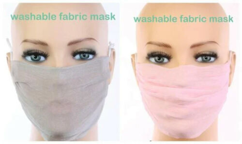 Washable Reusable Cloth Face Cover Biking Cycling Dirt Dust Pollen Mask Scarf