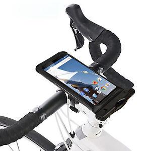 Handlebar Bike Mount Holder Waterproof Phone Bag For Huawei P8