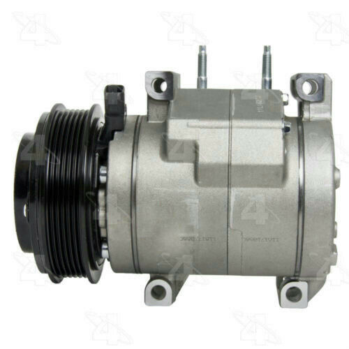 1 Year Warranty R97302 AC Compressor fits 2012-2015 Dodge Durango