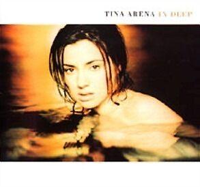 1 of 1 - TINA ARENA In Deep CD BRAND NEW