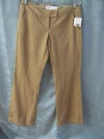 Generra Second Skin Clothes Boot Cut Pants Size 4 Beige
