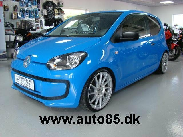 VW Up! 1,0 60 Take Up! BMT 3d - 99.800 kr.