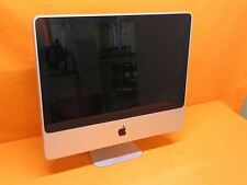 "Apple iMac A1224 20"" All-In-One w/Intel Core 2 Duo 2.0GHz 3GB RAM 250GB HDD"