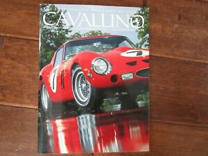 VINTAGE-CAVALLINO-FERRARI-MAGAZINE-NUMBER-94-August-1996-250-GTO-Cover