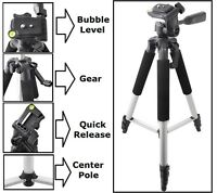 Tripod 57 Pro Series With Case For Canon Xf105 Xf100 Xa10
