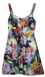 KETCHUP-SIZE-10-FLORAL-DRESS