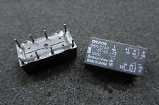2PCS 8pins 12V OMRON G6A-274P-ST-US-12VDC Signal Relay