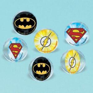 6-DC-COMICS-LIGUE-DE-JUSTICE-D-039-Amerique-pour-enfants-cadeau-fete-present-BOUNCY