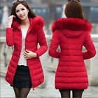 Giacca donna parka piumino cappotto new fashion woman jacket