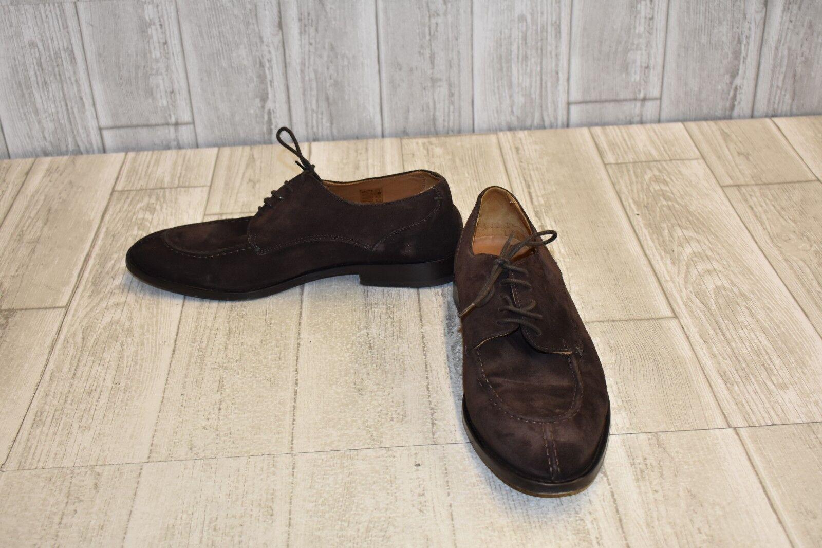 Sebago Collier Algonquin Oxford - Men's Size 9.5D, Dark Brown