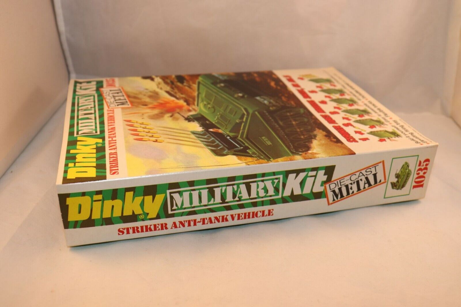 Dinky Toys 1035 1035 1035 Anti Tank mint in a SUPER box NEVER OPENED FROM A TRADE BOX c6b7f1