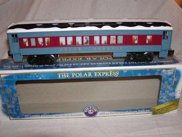 Lionel 684603 il Polar Express CIOCCOLATA CALDA autovettura o 027 2018 Display