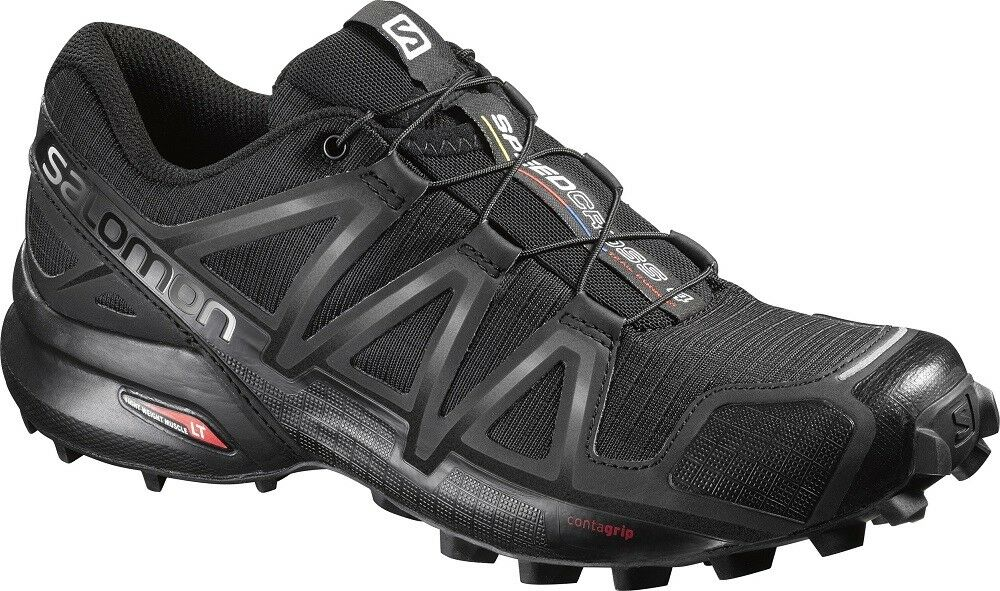 SALOMON Speedcross 4 L383097 Trail Running Athletic Trainers shoes Womens New