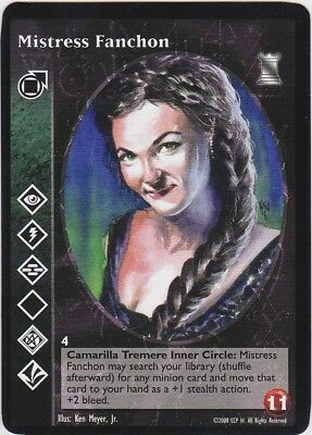 Keepers of Tradition Tremere VTES V:TES Mistress Fanchon