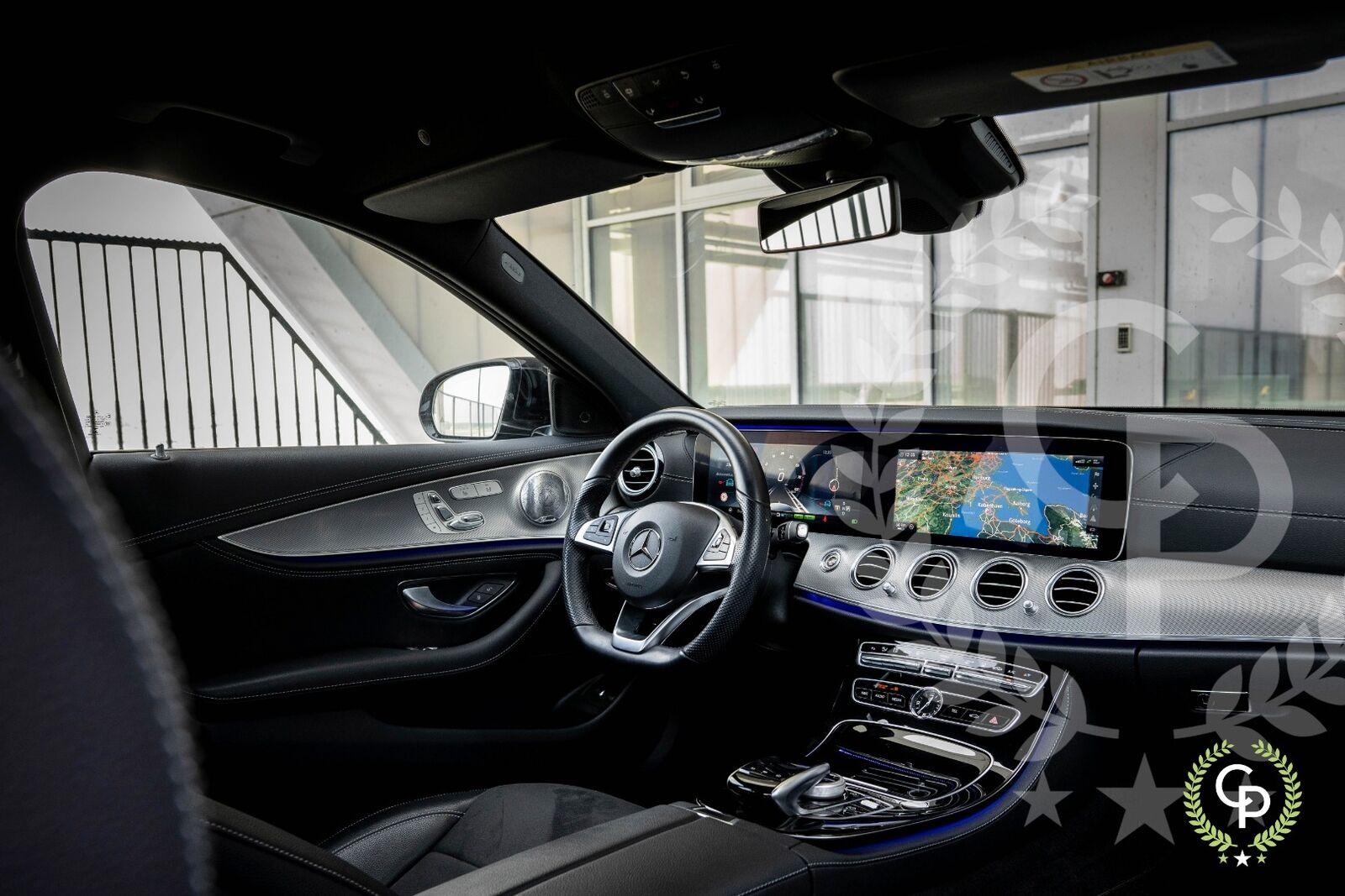 Mercedes E350 e