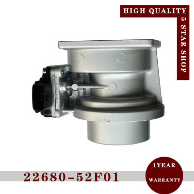 22680-52F01 Mass Air Flow Sensor Meter For Nissan 180SX Silvia S14 S15 200SX