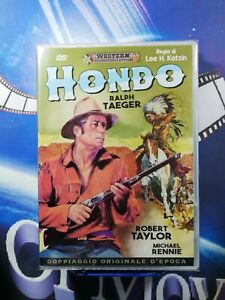 Hondo - (1953) Western **Dvd * A&R Productions *** .....NUOVO