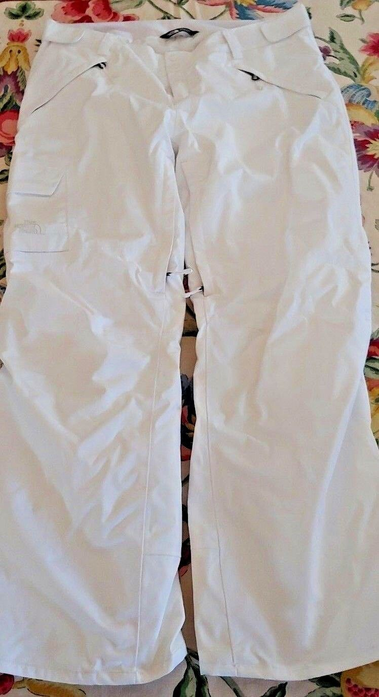 NWT The North Face Women's Freedom Insulated Pants in White