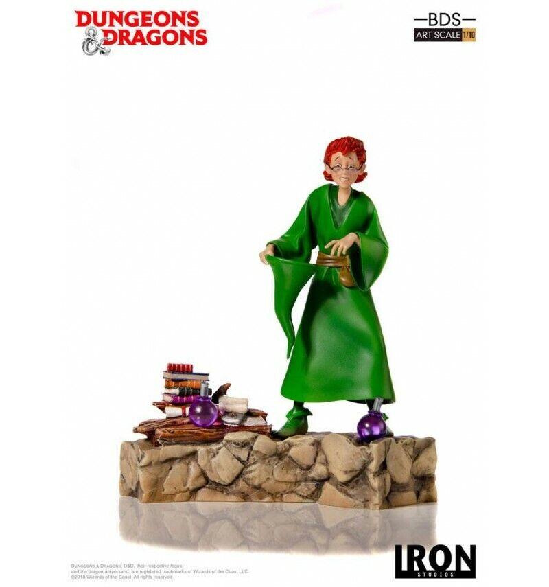 Iron Estudios Dungeons Y; Dragones - la sonrisa de - estatuilla BDS Art