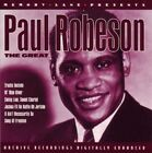 Paul Robeson - The Great ( Cd) Ol' Man River Swing Low Sweet Chariot