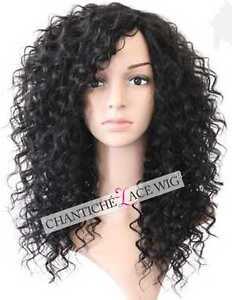 Lace Front Human Hair Curly Wigs Glueless Brazilian Remy Hair Wigs Black Women
