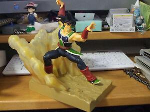 Dragon Ball Z Bardock Figure Version A Creator×Creator Series by Banpresto