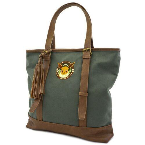 Loungefly Pokemon Eevee Canvas Tote Bag