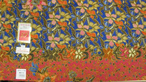 Malese Batik 112x180cm-VARI COLORI