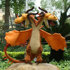 How-To-Train-Your-Dragon-Plush-Toy-Zippleback-Monstrous-Nightmare-Yellow-Dragon