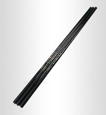 Freshwater Telescopic Fishing Rod Pole 6.4M KOREA 1pcs