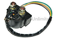 Starter Relay Solenoid Module For 250cc Honda Trx250 Fourtrax Recon 1997-2001